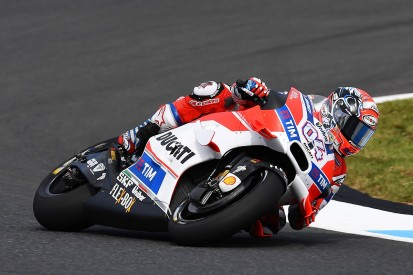 MotoGP Japan: Ducati's Dovizioso leads Marquez in first practice