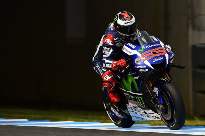 MotoGP Japan: Yamaha's Lorenzo fastest in crash-filled practice two