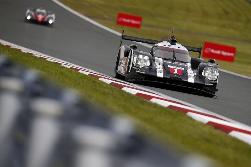 WEC Fuji: Webber's Porsche finishes Friday practice on top