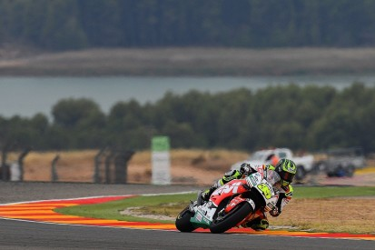 Cal Crutchlow to stick with updated Honda MotoGP frame
