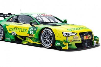 Audi shuffles DTM line-up for Hockenheim finale to boost title hopes