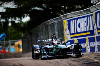 Jaguar hit expectations for Formula E debut with 12th in Hong Kong