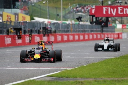 Mercedes F1 team protests against Max Verstappen in Japanese GP