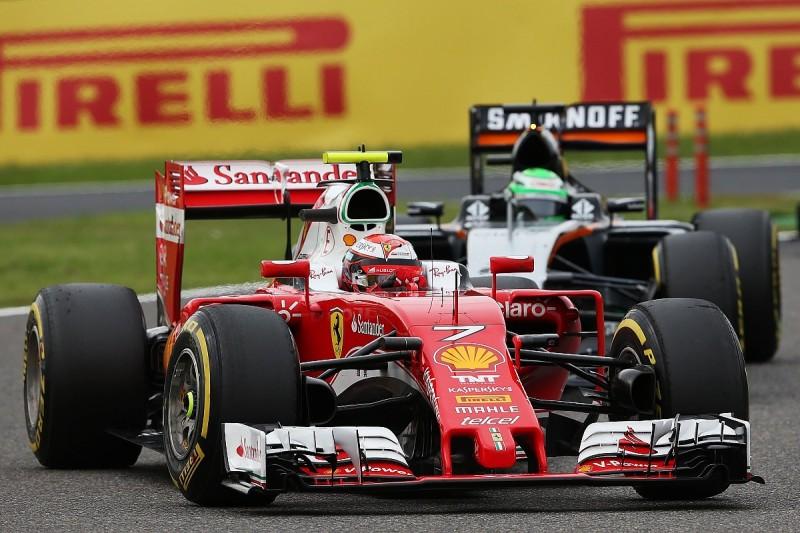 Raikkonen describes F1 backmarkers as 'crazy' after Japanese GP