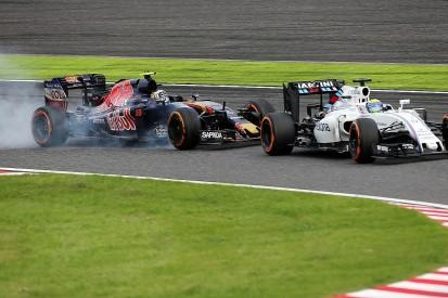 Toro Rosso's F1 Japanese GP was impossible - Carlos Sainz Jr