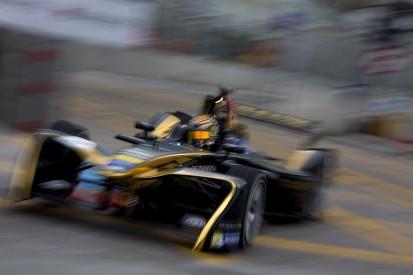 Formula E Hong Kong: Vergne fastest in free practice for Teechetah