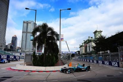 Nelson Piquet Jr leads NextEV 1-2 in Hong Kong Formula E qualifying