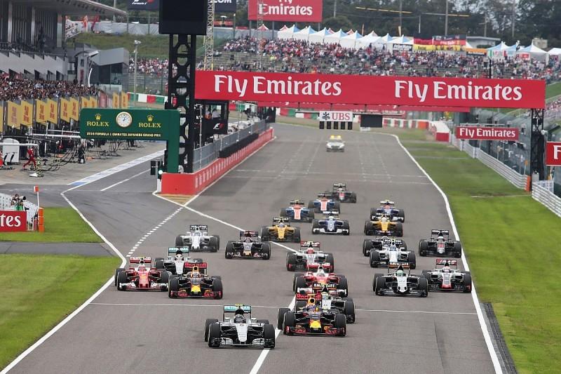 Lewis Hamilton takes responsibility for bad start in Japanese GP