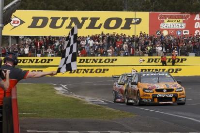 Davison/Webb win Bathurst 1000 after event's closest ever finish