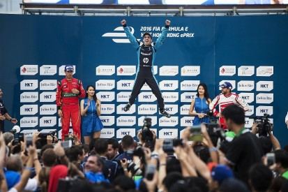 Formula E Hong Kong: Sebastien Buemi wins frantic season opener