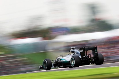 Mercedes engines not running as 'spicy' at Suzuka after failure