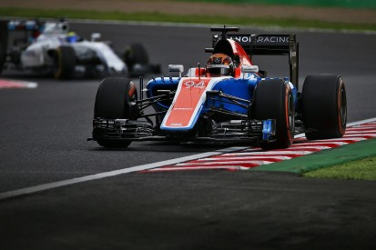 Pascal Wehrlein gets Japanese GP F1 grid penalty