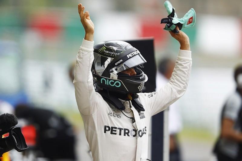Nico Rosberg beats Lewis Hamilton to Japanese GP F1 pole by 0.013s