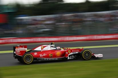 Kimi Raikkonen positively surprised with Ferrari pace at Japanese GP
