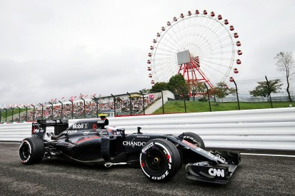Button says Suzuka 'very negative' for McLaren after bad qualifying