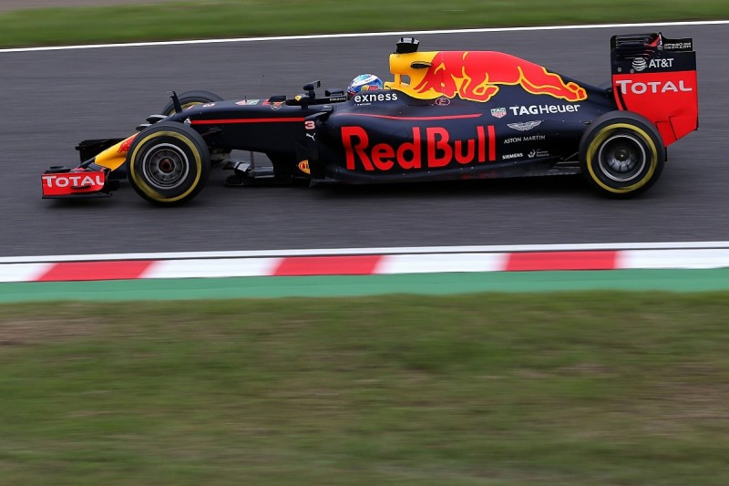 Ricciardo says engine was 'bleeding' power in qualifying at Suzuka