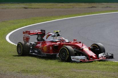 Kimi Raikkonen struggling with Ferrari despite quick Suzuka times