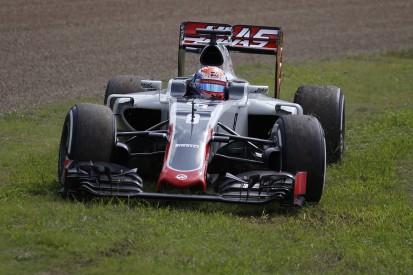 Haas F1 brake problems now 'too much' - Romain Grosjean