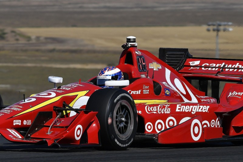 Ganassi switches from Chevrolet to Honda for 2017 IndyCar season
