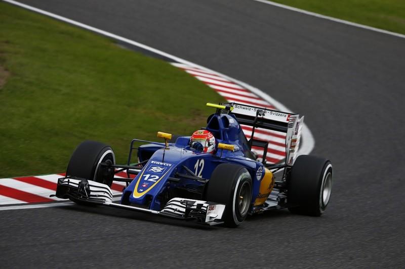 Sauber will use year-old Ferrari engines for 2017 F1 season