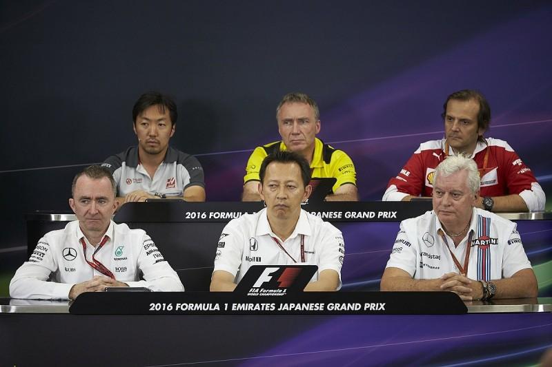 Japanese GP 2016 FIA Friday press conference transcript