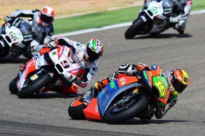 Aprilia MotoGP team to make full switch over to new frame at Motegi