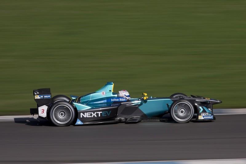 """NextEV's Formula E car """"completely different"""" after torrid '15/16"""