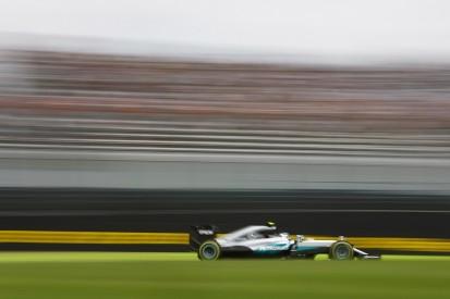 Japanese GP: Nico Rosberg outshines Lewis Hamilton in practice one