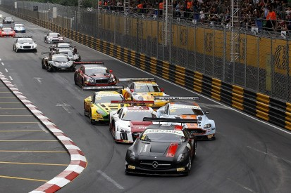 Mercedes, Audi, Porsche and Lamborghini enter Macau's GT World Cup