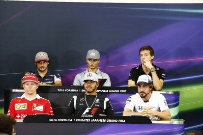 F1 Japanese Grand Prix Thursday press conference full transcript