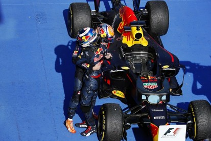 Horner: Red Bull could manage a Ricciardo/Verstappen F1 title fight
