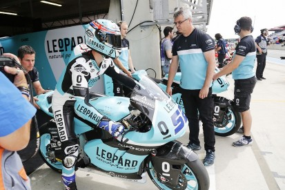 Danny Kent gets new bike for 2017 Moto2 season with Leopard
