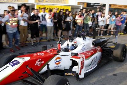 Macau F3 Grand Prix entry list revealed, Felix Rosenqvist returns