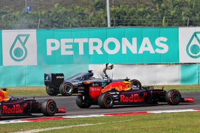 Red Bull's Marko believes pressure forced Hamilton's Sepang failure