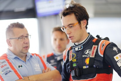 Thierry Neuville set for 2017 Hyundai World Rally Championship deal