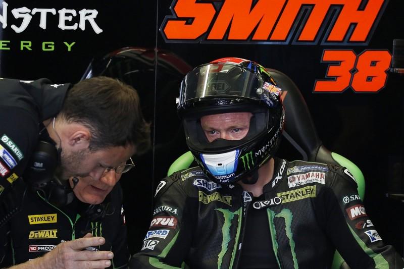 Bradley Smith won't be 100% for Motegi MotoGP return