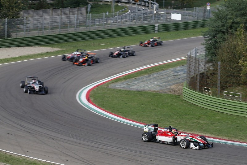 Williams F1 hopeful Lance Stroll dominates third Imola Euro F3 race