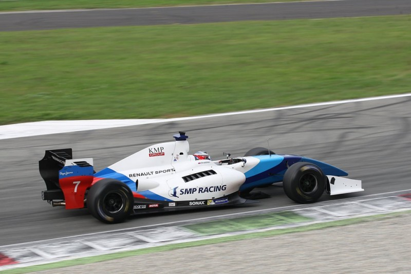 Monza Formula V8 3.5: Egor Orudzhev wins race two from fifth