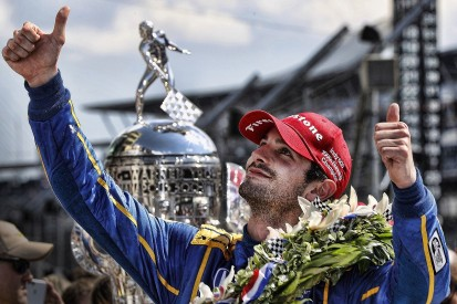 Alexander Rossi set to announce new Andretti IndyCar deal