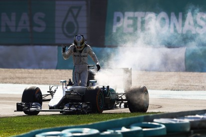 Lewis Hamilton right to vent his anger - Mercedes F1 boss Wolff