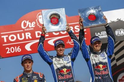 Corsica WRC: Sebastien Ogier wins from Thierry Neuville