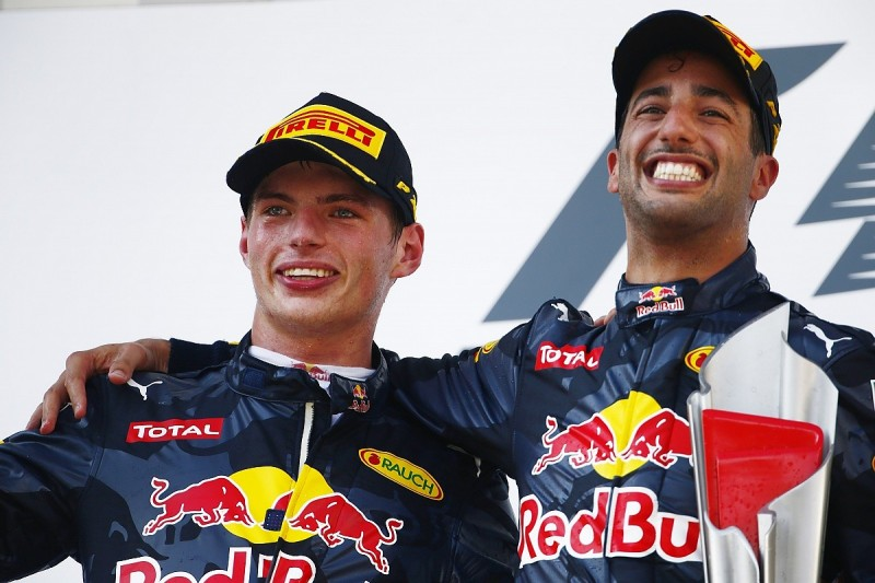 No team orders for Ricciardo and Verstappen in Malaysia says Horner