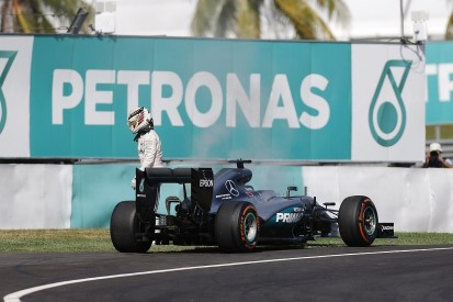 Wolff vows 'to leave no stone unturned' to stop engine failures