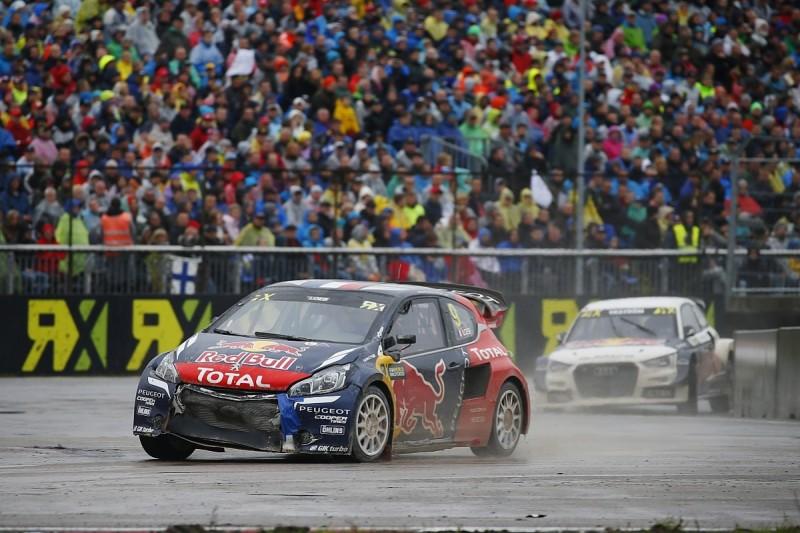 Sebastien Loeb claims first World Rallycross win in Latvia