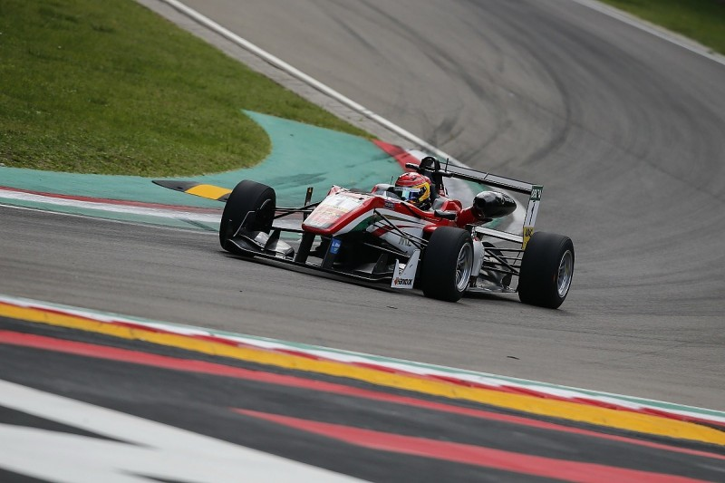 Lance Stroll's F3 pole lap for Imola race two reinstated