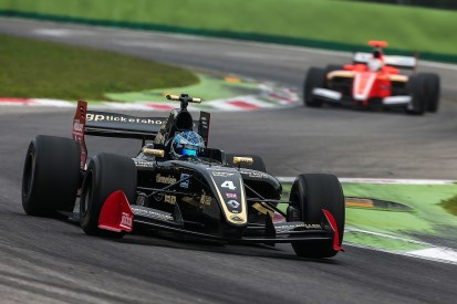 Monza Formula V8 3.5: Roy Nissany takes Sunday pole position