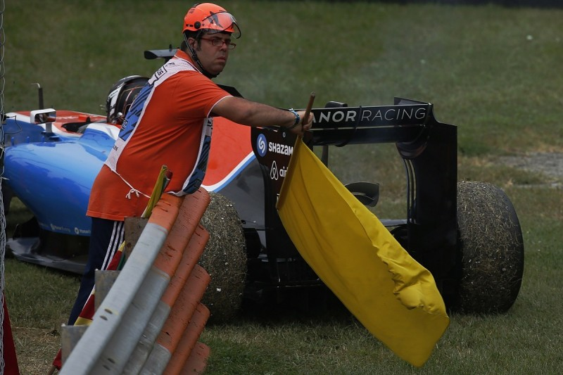 F1 teams and drivers back new yellow flag rules