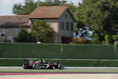 European F3 Imola: Joel Eriksson and Lance Stroll take poles