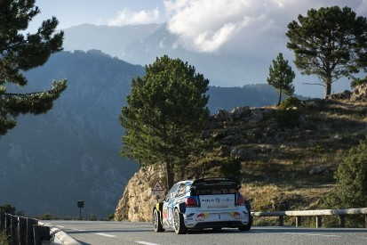 WRC Corsica: Ogier leads into final day for VW