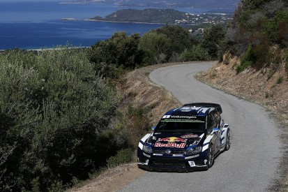 WRC Corsica: Ogier extends lead over three-way fight for second
